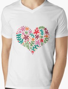 Sweet Spring Mens V-Neck T-Shirt