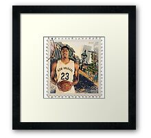 Anthony Davis  Framed Print