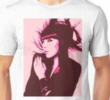 Alexis Krauss Popart Unisex T-Shirt