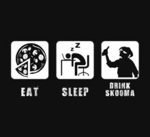 Eat, Sleep, Drink Skooma by thehookshot