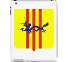Coat of Arms of South Vietnam, 1954-1955 iPad Case/Skin