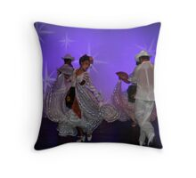 LETS DANCE Throw Pillow