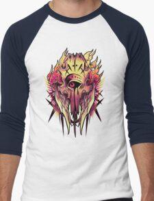 Evil Eye Men's Baseball ¾ T-Shirt