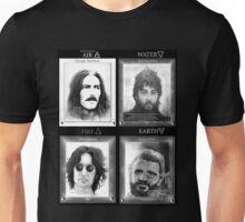 Fab Four Elements Unisex T-Shirt