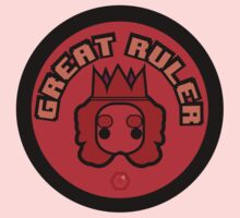 Great Ruler (Red) Kids Clothes