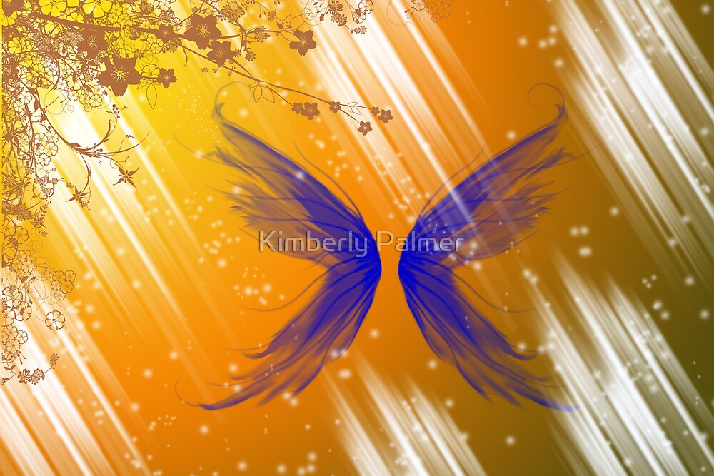 Wings of Light by Kimberly Palmer