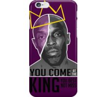 Omar Little - The Wire iPhone Case/Skin