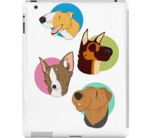 Dog spots iPad Case/Skin