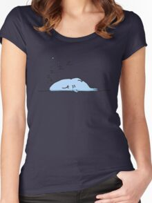 Sleeping Fish Women's Fitted Scoop T-Shirt