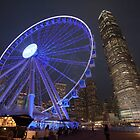 Hong Kong Eye by David Clarke