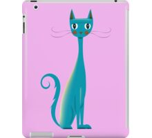 Cat No.1 iPad Case/Skin