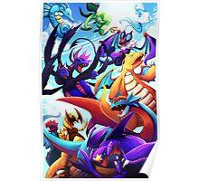 dragon pokemon Poster