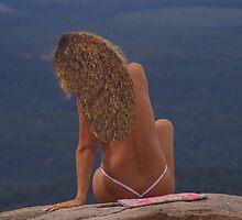 Island Lady 2 by Rick Olson