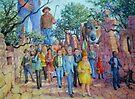 Shepherding the Little People by HDPotwin