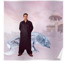 Captain Syed's Climate Controlled Sub-Zero Salwar Kameez Insulator Suit Poster