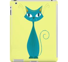 Cat No.3 iPad Case/Skin