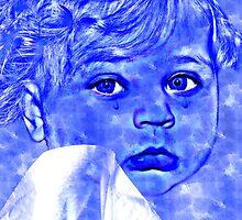 Baby's blue by CheyenneLeslie Hurst