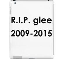 R.I.P. Glee iPad Case/Skin