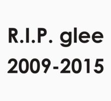 R.I.P. Glee Kids Clothes