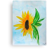 Sunflower Sue Canvas Print