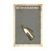Supernatural 3x03 - Bad Day At Black Rock Art Print