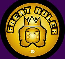 Great Ruler (Gold) by greatruler
