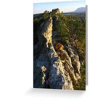 Sunset Ridge, Ute Valley Park, Colorado Springs, CO 2008 Greeting Card