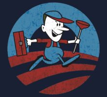 Plumbers for Barack Obama t shirt by barackobama