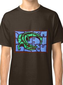gator (pieces of the puzzle 2) Classic T-Shirt