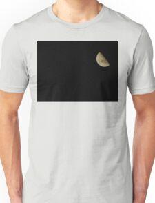 Half Moon...The Darker Side Unisex T-Shirt
