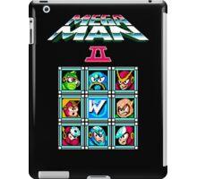 Megaman 2 iPad Case/Skin