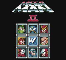 Megaman 2 by CavedIn