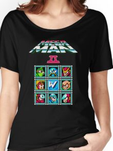 Megaman 2 Women's Relaxed Fit T-Shirt