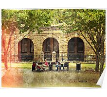 Under The Arches Poster