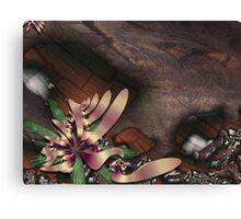 Hidden Garden Canvas Print