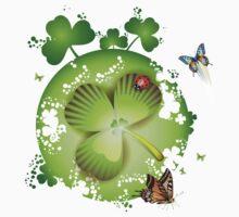 Clover - St Patricks Day by Vitalia