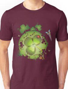 Clover - St Patricks Day Unisex T-Shirt