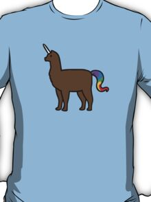 Alpacacorn (Alpaca Unicorn) T-Shirt