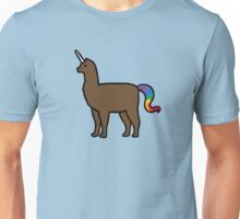 Alpacacorn (Alpaca Unicorn) Unisex T-Shirt