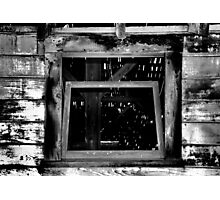 Enter - Read The Description Photographic Print