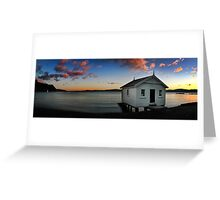 Great Southern Sky Greeting Card