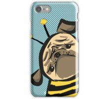 Bumble Pug iPhone Case/Skin