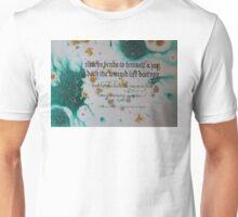 Joy - calligraphy Unisex T-Shirt