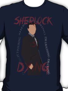 Jim Moriarty (Season 3, Episode 3) T-Shirt