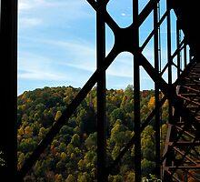 Under the Bridge by Sandy Woolard
