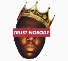 Biggie Smalls 'Trust Nobody' Kids Clothes