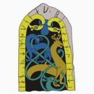 Swedish Picture Runestone by Zehda