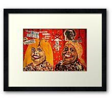 AJ 2000 Framed Print