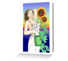 Michelle Greeting Card
