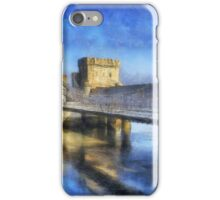Conwy Suspension Bridge iPhone Case/Skin